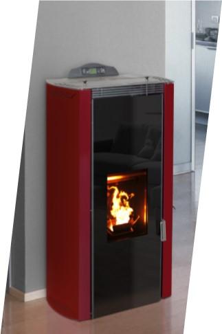 Bea idro stufa a pellet mtr caldaie a biomassa - Stufe a pellet idro funzionamento ...